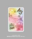【グッズ-パスケース】A3! ピーカ+ICカードホルダー 春組の画像