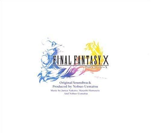 【サウンドトラック】PS2 FINAL FANTASY X ORIGINAL SOUNDTRACK