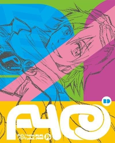 【Blu-ray】OVA FLCL Blu-ray BOX