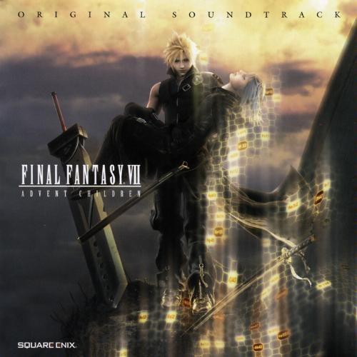 【サウンドトラック】OVA FINAL FANTASY VII ADVENT CHILDREN オリジナル・サウンドトラック