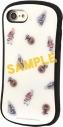 【グッズ-カバーホルダー】刀剣乱舞-ONLINE- iPhone8/7/6s/6対応 ハイブリッドガラスケース Bタイプの画像