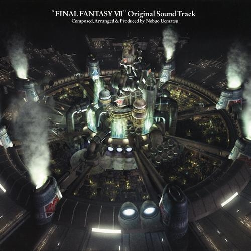 【サウンドトラック】PS FINAL FANTASY VII ORIGINAL SOUNDTRACK