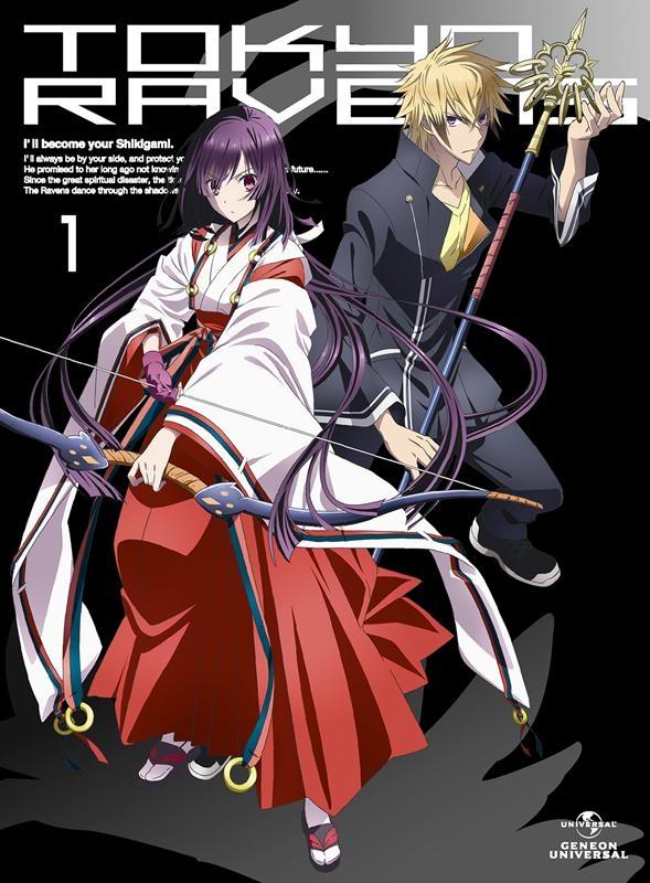 【Blu-ray】TV 東京レイヴンズ 第1巻 初回限定版