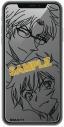 【グッズ-携帯グッズ】名探偵コナン iPhone 11/XR対応 強化ガラスフィルム 沖矢&世良の画像