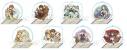 【グッズ-スタンドポップ】夢王国と眠れる100人の王子様 キャラクタークロニクル トレーディングアクリルスタンドキーホルダーの画像