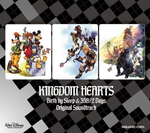 【サウンドトラック】ゲーム KINGDOM HEARTS Birth by Sleep & 358/2 Days オリジナル・サウンドトラック