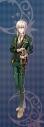 【グッズ-タペストリー】夢王国と眠れる100人の王子様 イベント衣装ロングタペストリー第3弾(月覚醒Ver.) 最上の輝きを君に:言祝の画像