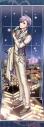 【グッズ-タペストリー】夢王国と眠れる100人の王子様 イベント衣装ロングタペストリー第3弾(月覚醒Ver.) 最上の輝きを君に:ミリオンの画像