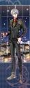 【グッズ-タペストリー】夢王国と眠れる100人の王子様 イベント衣装ロングタペストリー第3弾(月覚醒Ver.) 最上の輝きを君に:ギルバートの画像