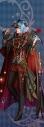 【グッズ-タペストリー】夢王国と眠れる100人の王子様 イベント衣装ロングタペストリー第3弾(月覚醒Ver.) マスカレードの幕間に:イラの画像