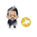 【グッズ-スタンドポップ】ゴールデンカムイ アクリルフィギュア 08.牛山辰馬【再販】の画像