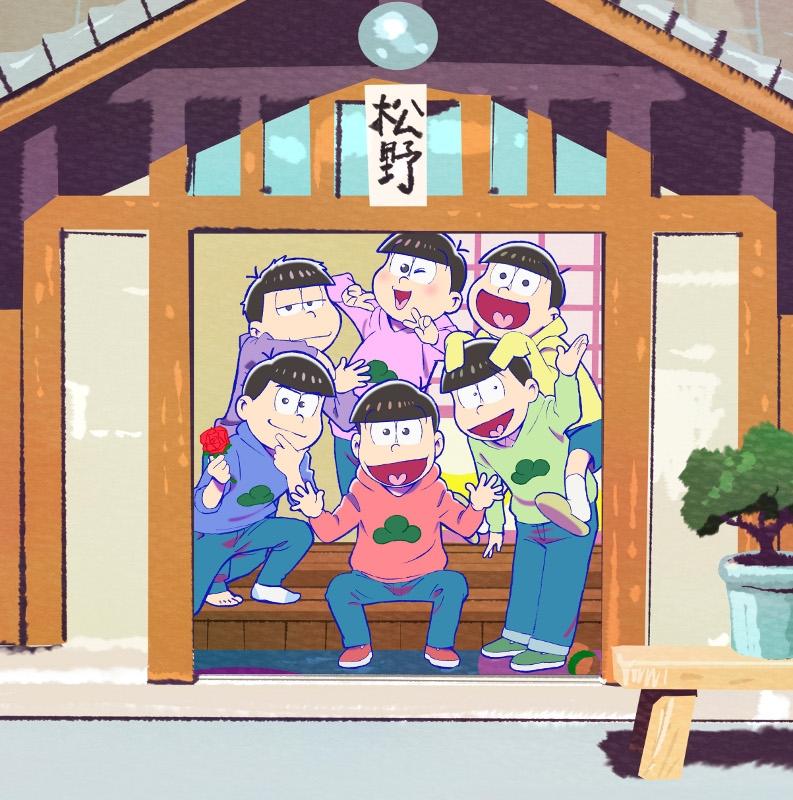 Blu-ray:TV おそ松さん SPECIAL NEET BOX