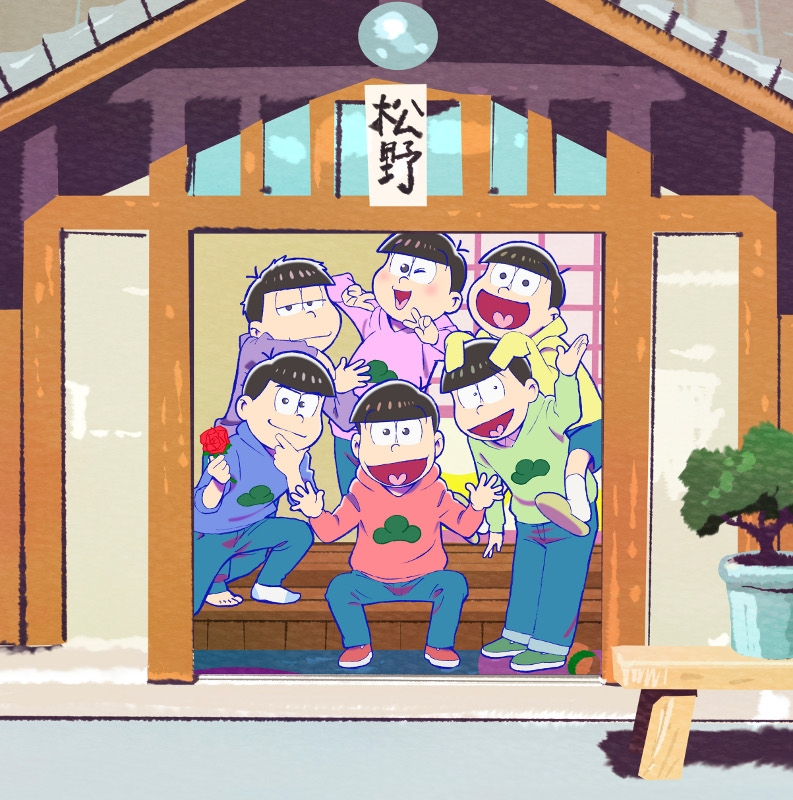 【Blu-ray】TV おそ松さん SPECIAL NEET BOX