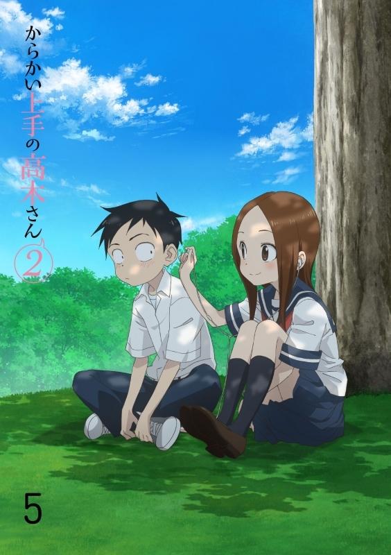 【Blu-ray】TV からかい上手の高木さん2 Vol.5