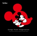 【アルバム】Songs from Imagination ~Disney Music Collection Celebrating Mickey Mouseの画像