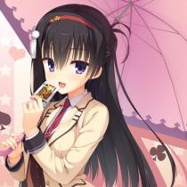 リドルジョーカー RIDDLE JOKER キャラクターソング Vol.4「大和撫子はあこがれ」/二条院羽月 (CV.遥そら)