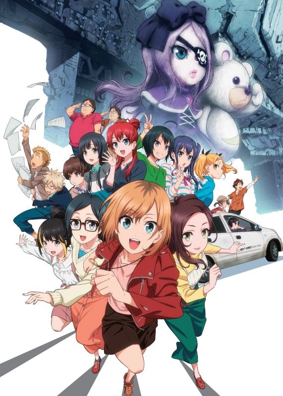 【Blu-ray】劇場版 SHIROBAKO 通常版