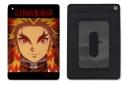 【グッズ-パスケース】鬼滅の刃 炎柱 煉獄杏寿郎 フルカラーパスケースの画像