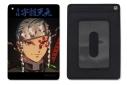 【グッズ-パスケース】鬼滅の刃 音柱 宇髄天元 フルカラーパスケースの画像