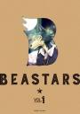 【DVD】TV BEASTARS Vol.1 初回生産限定版の画像