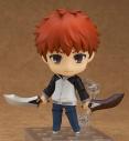 【アクションフィギュア】Fate/stay night [Unlimited Blade Works] ねんどろいど 衛宮士郎【再販】の画像