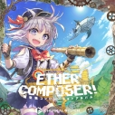 【同人CD】CHEMICAL SYSTEM/ETHER COMPOSER! 飛空艇コンピレーションアルバムの画像