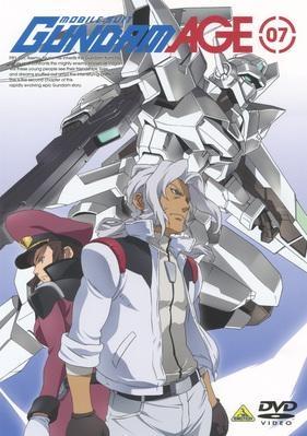 【DVD】TV 機動戦士ガンダムAGE 7