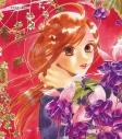 【グッズ-色紙】ちはやふる 越前和紙限定アート色紙 千早 赤紫の画像