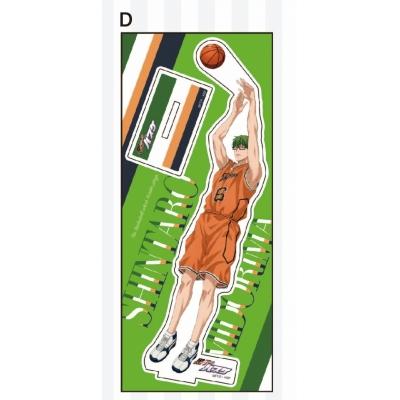 【グッズ-スタンドポップ】黒子のバスケ アクリルスタンド D(緑間)