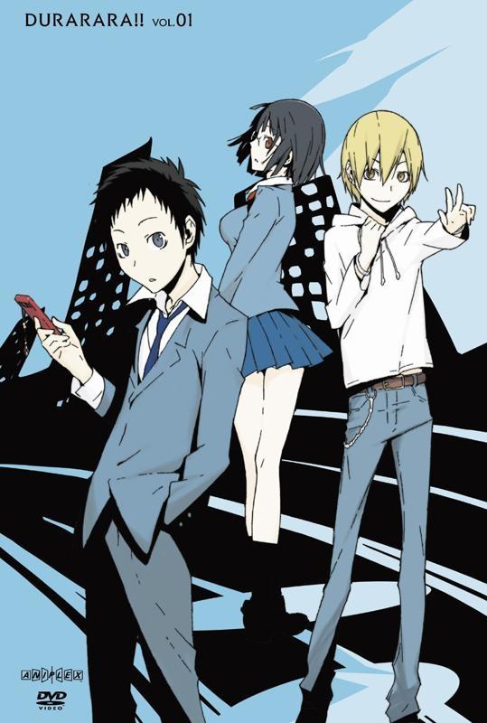 【DVD】TV デュラララ!! 1 完全生産限定版