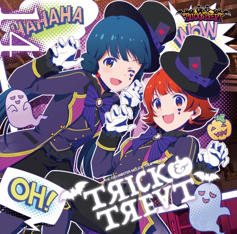 【キャラクターソング】THE IDOLM@STER MILLION THE@TER WAVE 14 TRICK&TREAT