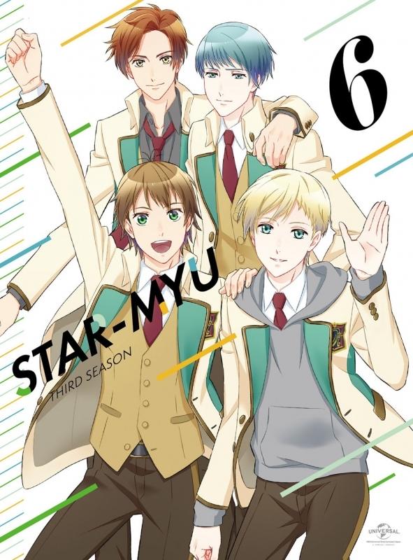 【Blu-ray】TV スタミュ 第3期 第6巻 初回限定版