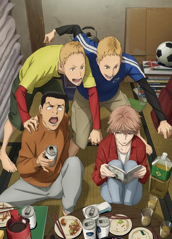 【Blu-ray】TV 風が強く吹いている Vol.2