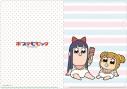 【グッズ-クリアファイル】ポプテピピック 「描き下ろし」A4クリアファイル 赤ちゃんの画像