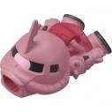 【グッズ-携帯グッズ】機動戦士ガンダム CABLE BITE 01シャア専用ザクの画像