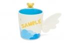 【グッズ-マグカップ】カードキャプターさくら クリアカード編 3Dケロちゃんマグカップの画像