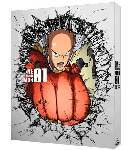 【Blu-ray】TV ワンパンマン 1 特装限定版