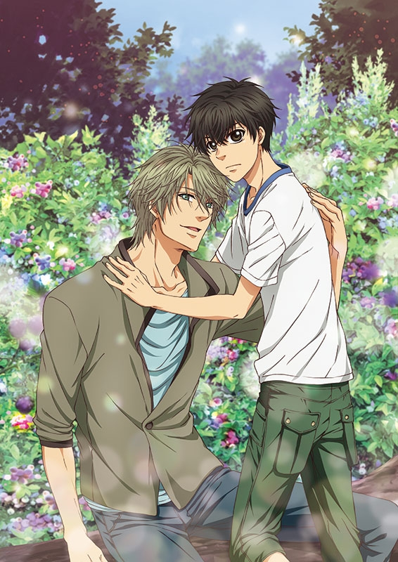 海棠零【Blu-ray】TV SUPER LOVERS 2 第1巻 限定版