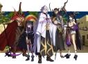【Blu-ray】TV Fate/Grand Order -絶対魔獣戦線バビロニア- 2 完全生産限定版の画像