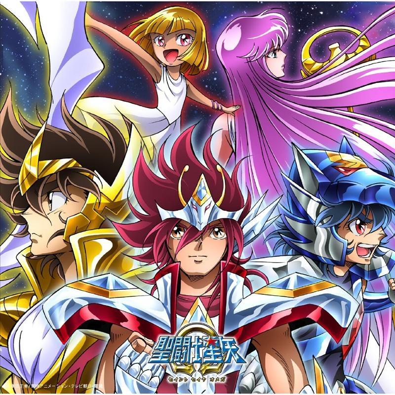 【主題歌】TV 聖闘士星矢Ω 主題歌「閃光ストリングス」/Cyntia 初回限定盤C