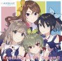 【キャラクターソング】アプリゲーム CUE! Team Single 01「Knocking on My Dream!!」/AiRBLUE Flowerの画像