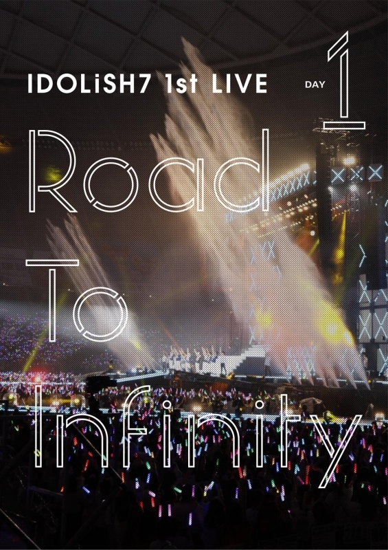 【DVD】アイドリッシュセブン 1st LIVE Road To Infinity Day1
