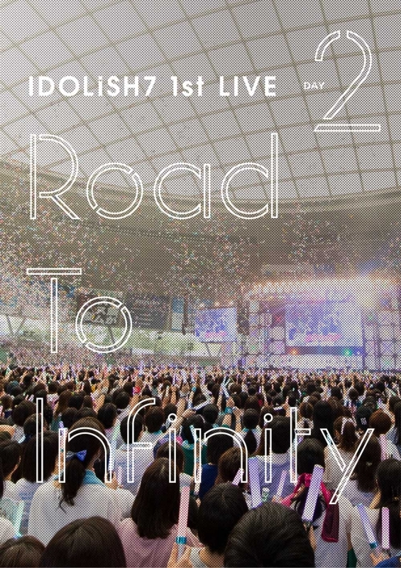 【DVD】アイドリッシュセブン 1st LIVE Road To Infinity Day2