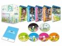 【Blu-ray】 デジモン THE MOVIES Blu-ray 1999-2006 初回生産限定の画像