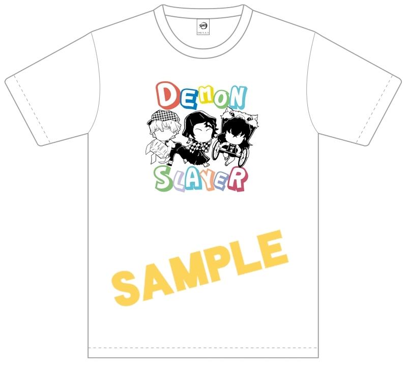 【グッズ-Tシャツ】鬼滅の刃 TシャツS【アニメイト限定】