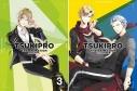 【DVD】TV TSUKIPRO THE ANIMATION(ツキプロ) 第3巻の画像