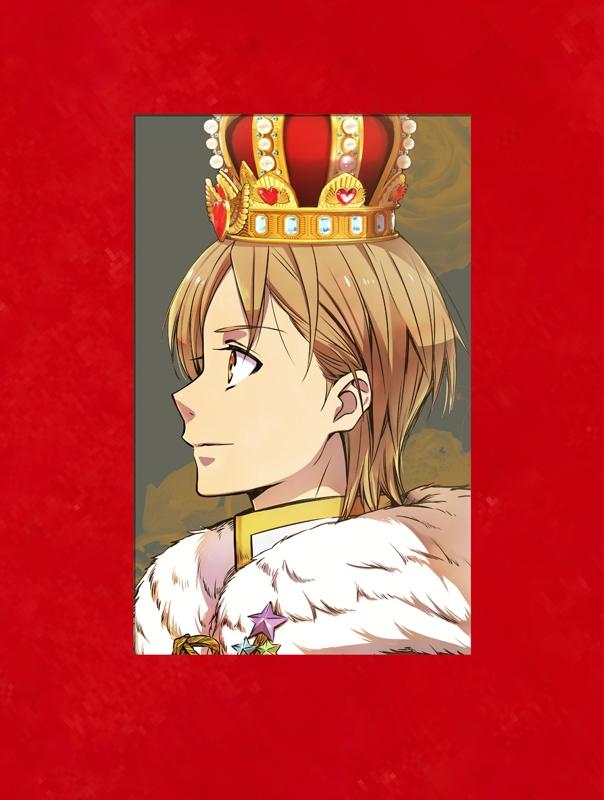【Blu-ray】劇場版 KING OF PRISM-PRIDE the HERO- 速水ヒロ プリズムキング王位戴冠記念BOX