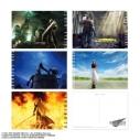 【グッズ-ポストカード】ファイナルファンタジーVII リメイク ポストカードセット(イメージアート)の画像