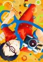 【Blu-ray】TV メガネブ! vol.2の画像