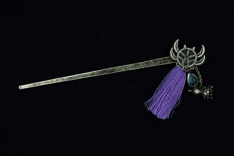 【グッズ-カチューシャ】Fate/Grand Order かんざし アサシン 酒呑童子